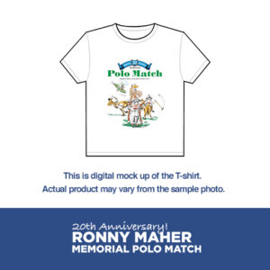 ronnyMaher-t-shirt
